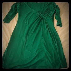 Green - Velvet Brand - dress size large L